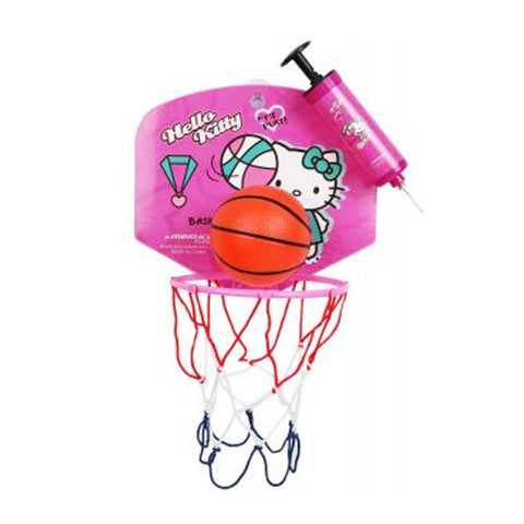 Hello Kitty Basketball Board Set