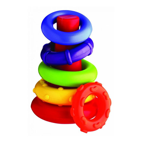 Rock N' Stack Shape Sorters & Stackers, Multicolor