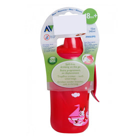 Avent Fast Flow Spout Cup - Color may vary, 340ml