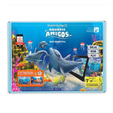 Smartivity Edge Aquatic Amigos Puzzle, Multi Color