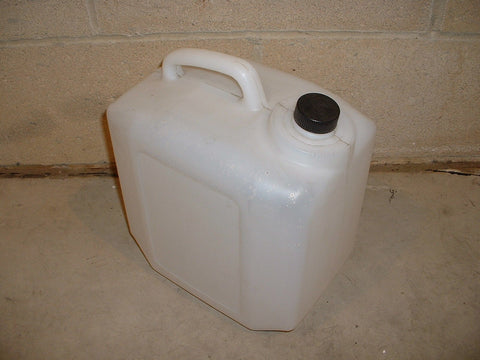 10 Litre Jerry Can (Can Be Used With The Flojet Bottled Water Pump)