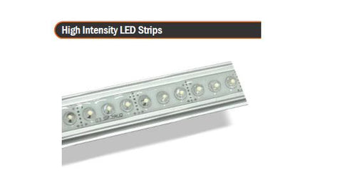 12v DC SMD Bar, 500mm length, Warm White Strip