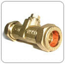 15mm Compression Double Check Valve