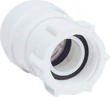 "15mm Pushfit x 3/4"" BSP Female Tap Connector"