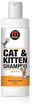 NEW Cat And Kitten Shampoo Soft Gentle And Kind For Felines Crisp Pear 250 Ml GI
