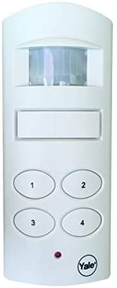 Yale SAA5015 Wireless Shed And Garage Alarm White