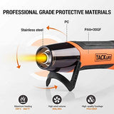 300w Mini Heat Gun Handheld with 2M Ultra Long Cable for DIY Craft & Embossing