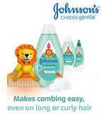 JOHNSON'S No More Tangles Kids Conditioner Spray Leaves Hair Soft Smooth