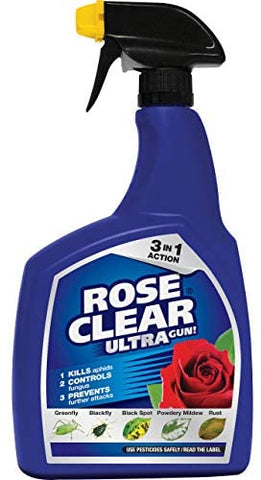 NEW Roseclear Ultra Gun 1L Rose Clear Ultra Is A New Generation Dual Sys PREMIU