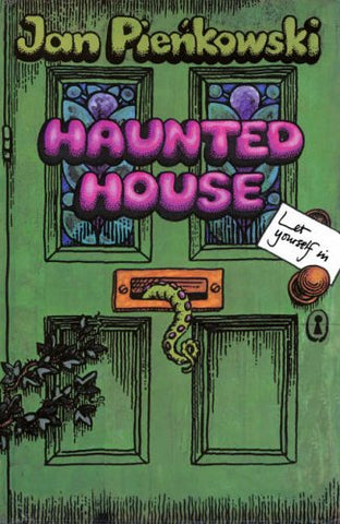 BEST Haunted House Review The Quintessential Petrifying Pop Up Book Firs UK FAST