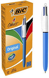 NEW 4 Colours Original Ballpoint Pens Medium Point 1.0 Mm Pack Of 2 1 In 19 GIF