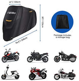 Motorcycle Cover Waterproof Motorbike Protector Outdoor Protection Heavy Duty