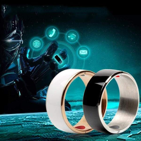 WEARABLE SMART MAGIC RING