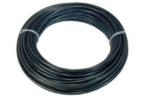 8mm OD Black Nylon Tubing, 30 Metre Coil