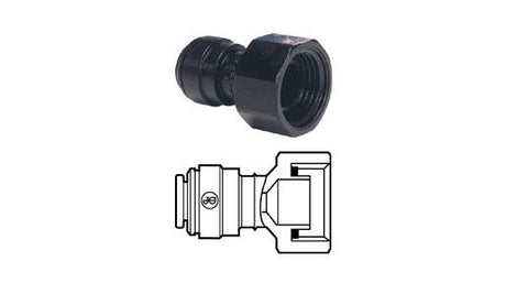 "8mm Pushfit x 3/4"" BSP Female Tap Adapter"