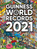 Guinness World Records 2021 Hardcover 9781913484019