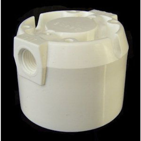 "Omnipure Q Series Filter Head c/w 3/8"""" NPT Female (For Use With Omnipure Q Series & Brita 06B & 06BC Cartridges)"