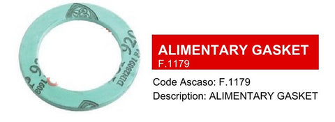 Alimentary GASKET (Paper)