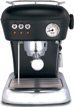 "Ascaso ""Dream"" Coffee Machine, Night Black"
