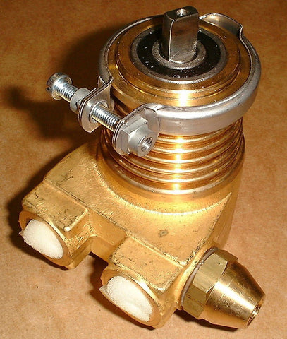 Brass Rotary Vane Pump With Balanced By Pass @ 100 Litres Per Hour