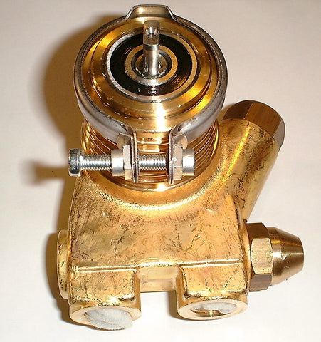 Brass Rotary Vane Pump With Balanced By Pass & Filter @ 300 Litres Per Hour