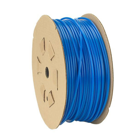 "John Guest 1/4"" OD LLDPE Tubing In Blue, 500 Foot Coil"