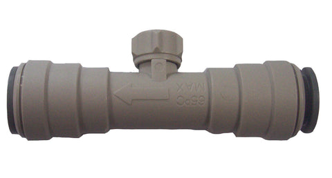 John Guest 15mm Push Fit Double Check Valve