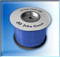 "John Guest 3/8"" OD LLDPE Tubing In Blue, By The Metre"