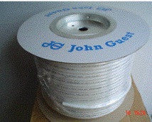 "John Guest 3/8"" OD LLDPE Tubing In White, By The Metre"