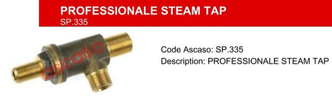 La Spaziale Steam Tap For S1, Super 3000, Rapid, Spazio, Professionale