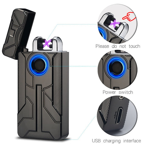 USB Rechargeable Plasma Lighter