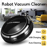 Automatic Rechargeable Smart Robot Vacuum Cleaner