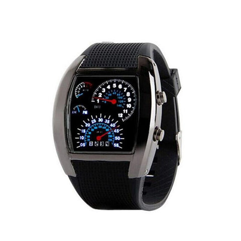 LED DIGITAL RACE CAR WATCH