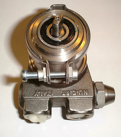 Stainless Steel Rotary Vane Pump With Standard By Pass @ 300 Litres Per Hour