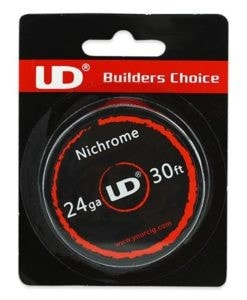 10m UD Atomizer DIY Roll Coil (Nichrome D=0.5mm 24AWG) | Vape Junction