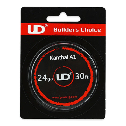 10m UD Atomizer DIY Roll Coil (Kanthal A1 D=0.5mm 24AWG) | Vape Junction