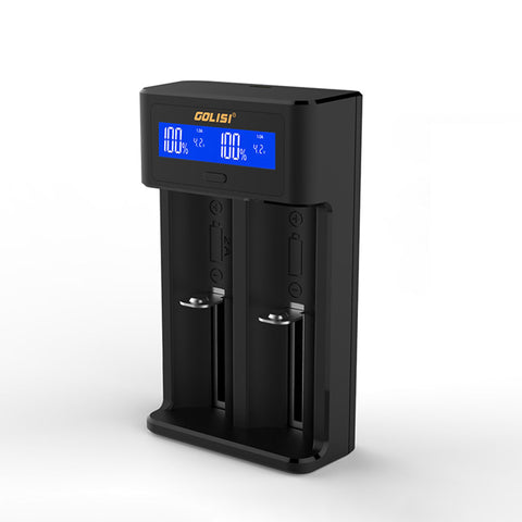 Golisi i2 Smart Charger | Vape Junction