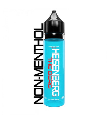 Heisenberg | The Berg Non-Menthol 75ml | Vape Junction