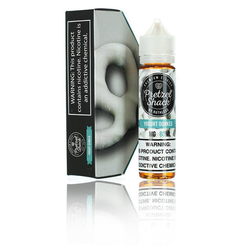 Pretzel Shack Yogurt Dunked 60ml