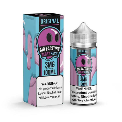 Berry Rush by Air Factory 100ml | Vape Junction
