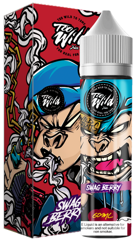 Swag Berry by Too Wild Juice 60ml | Vape Junction