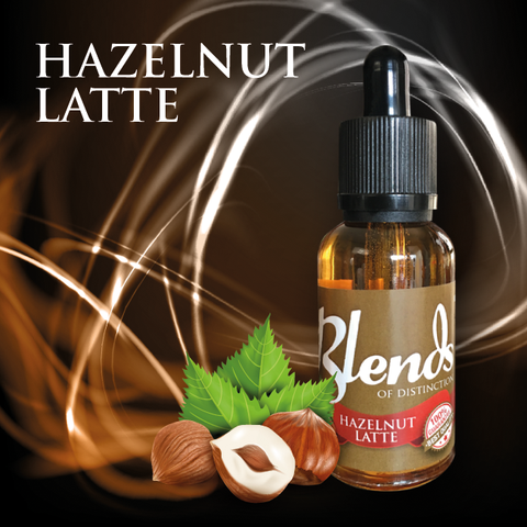 Blends | Hazelnut Latte | Vape Junction