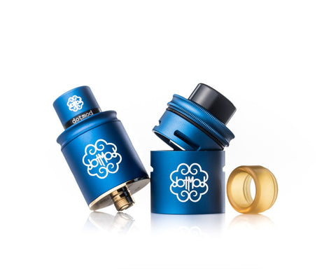 DotMod 24mm conversion cap with RDA | Vape Junction