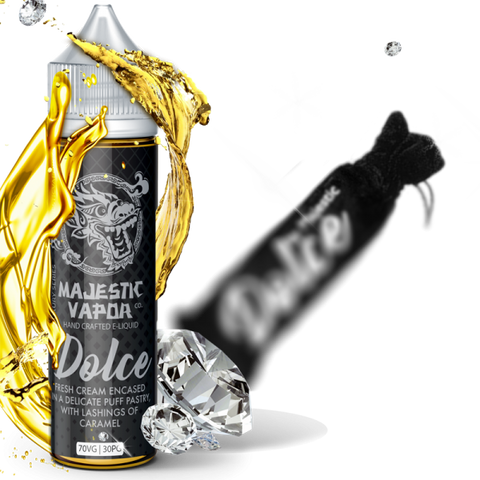 Dolce by Majestic Vapor 60ml | Vape Junction