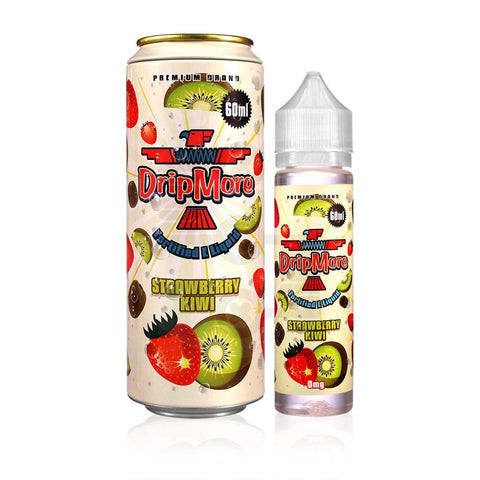 Strawberry Kiwi by Dripmore Ice Tea 60ml | Vape Junction