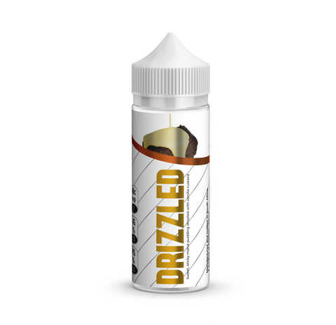 Drizzled by Platinum Vapour 120ml | Vape Junction