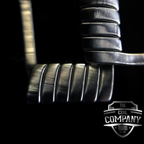 Framed Staples - Set of 2 Coils (4x0.4/2x26 /38) | Vape Junction