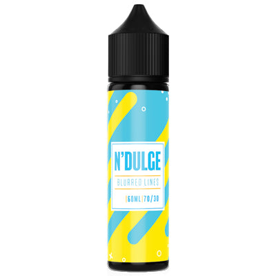 Blurred Lines - N Dulge by GBOM 60ml | Vape Junction
