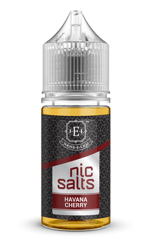 Joose-E-Liqz | Havana Cherry Nic Salts 30ml | Vape Junction