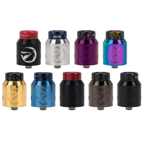 Hellvape Rebirth RDA | Vape Junction